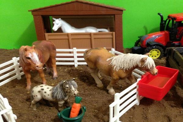 Juegos de caballos para niños gratis