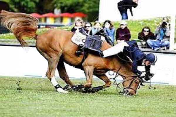 Lesiones más comunes al montar a caballo